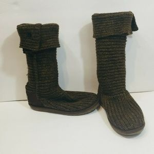 UGG | Women's Classic Cardy Boots | Sz 7